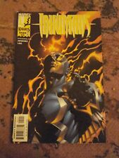 Inhumans #5 1st Appearance of Black Widow Yelena Belova Marvel Comics 1999