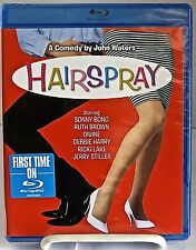 Hairspray (Blu-Ray - 2014) John Waters 1988 Classic Comedy Musical & Romance