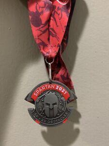 2021 Spartan Race Finisher medal -Sprint