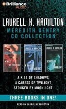 Laurell K. Hamilton Meredith Gentry CD Collection
