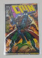 Harris Comics - Cain 1 - May 1993 - Primeire Issue - David Quinn, Hannibal King