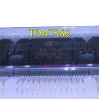 1PCS TDA7566 Linear Audio Amplifier ZIP-25 4-Channel Original and New