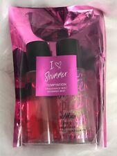 Victoria's Secret Temptation Mist 2pc Gift Set - UK SELLER