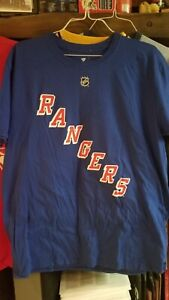 New York Rangers NHL Fanatics brand XL t shirt Kappo Kakko #24 - NWOT