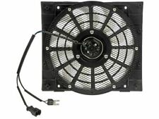For Chevrolet W5500HD Tiltmaster A/C Condenser Fan Assembly Dorman 61484BW