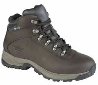 Ladies Womens Hi Tec Waterproof Hiking Walking Trail Ankle Boots Shoes Size