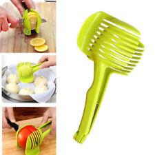 Fruit and Vegetable Round Slices Tomato Lemon Potato Slicer Cutter Kitchen Tools