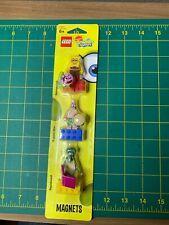 LEGO 852713 SpongeBob SquarePants Mini Figure Magnet Set. NEW