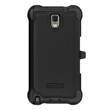Samsung Galaxy Note 3 Ballistic SX1259-A065 MAXX Case with Holster - Black