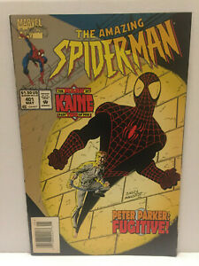 1995 Marvel Spider-Man #401 Comic Book