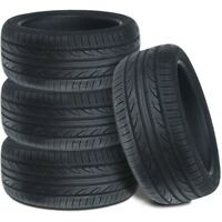 4 New Lexani LXUHP-207 235/45ZR19 99W XL All Season Ultra High Performance Tires