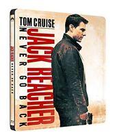 Jack Reacher - Punto Di Non Ritorno - Edizione Limitata Blu-Ray SteelBooK Nuovo