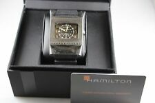 BNIB Hamilton CodeBreaker Automatic Mens Watch H79585333 Lowest Price Online