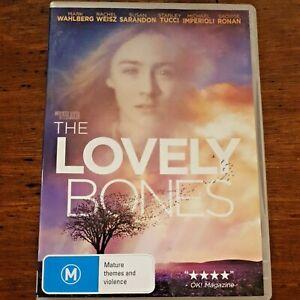 The Lovely Bones Ex Rental DVD R4 – VERY GOOD FREE POST