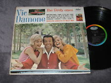 Vic Damone, The Lively Ones   PROMO