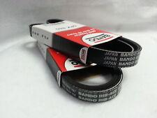 93-01 Honda Prelude 2.2L VTECH BANDO Drive Belt Kit - 4PK1020 - 6PK1045