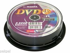 30 RIDATA MINI DISC DOUBLE SIDED, DOUBLE SHIELD 4X, 2.94GB, DRD-294-RDCB10