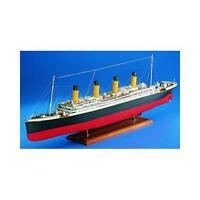 Amati RMS Titanic 1912 Ship Kit 1:250 Scale Wood Ship Kit FREE NEXT DAY DELIVERY