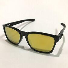 Oakley Sunglasses * Catalyst 9272-04 Polished Black 24K Iridium COD PayPal
