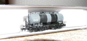 F14 Brawa 67071 Kesselwagen BASF DB Spur N