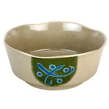 Plastic Green Melamine Rice Soup Bowl 5.25 inch #605E/M S-2364