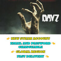 DAYZ - New Steam Account - Global Region - Fast Delivery