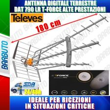 ANTENNA DIGITALE TERRESTRE ALTO GUADAGNO DAT 790 LR BOSS NEW LTE TELEVES 149741