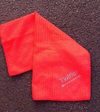 BATON TWIRLING PRACTICE TOWEL WIPE SWEATY HANDS MANY COLORS TWIRL RHINESTONES