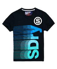 Superdry Mens Vertical T-Shirt