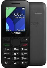 Brand New Alcatel 1054X Black Unlocked