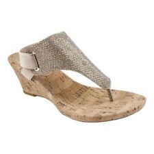 e22edbda5ab White Mountain Women s Wedge Sandals and Flip Flops for sale