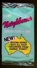 Neighbours 2nd Series Topps 1988 Packet Pack Trade Cards Sealed