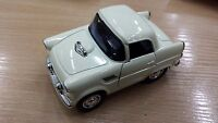 1955 FORD thunderbird blanc DRÔLE kinsfun Jouet miniature Voiture ouvert portes