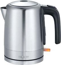 Severin WK 9477 Wasserkocher 2 Teeeier Silber