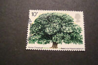 GB 1974 Commemorative Stamps~Tree~Fine Used Set~ex fdc~UK Seller