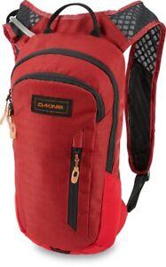 Dakine 6L Shuttle Bike Backpack with 2L Hydration Reservoir Deep Red New