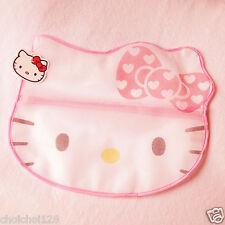 Hello Kitty Big Head Shaped Laundry Net Wash Bag Mesh Pouch KK315