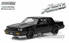 Fast and Furious Furious 4 1984 Buick Grand National GNX 86231 1/43 Greenlight