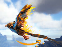 Ark Survival Evolved PC - PVE NEW - BLACK PHOENIX [clone] - Level 202