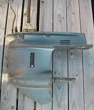 mid to late 80s 40hp Yamaha  triple Outboard lower unit,  6H4 L 452088 40EMLH