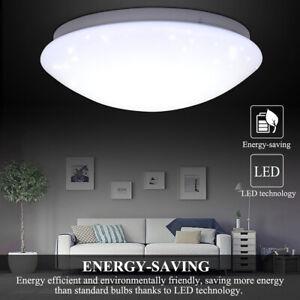 12W LED Deckenleuchte Deckenlampe Bad Badezimmer-Lampe IP44 Küche Flur lampe