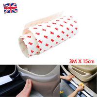 3M x15cm Car Protective Film Clear Vinyl Wraps Sticker Full Body Protector