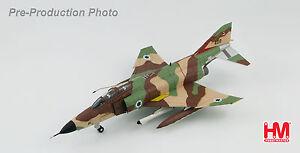 "HOBBY MASTER HA1959 RF-4E Phantom II No.488, Israeli Air Force,119 Squ""Bat""-1/72"