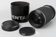 Pentax SMC FA 645 200mm f/4 f4 (IF) Telephoto Lens, for 645 Medium Format Camera