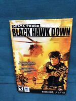 ASPYR Delta Force Black Hawk Down Apple Mac Macintosh Computer DVD Game New