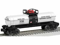 Lionel USA National Guard Tank Car 6-39388 new in box