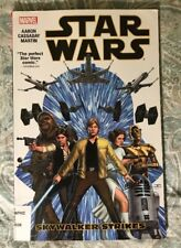 Star Wars Volume 1: Skywalker Strikes (Star Wars (Marvel) Jason Aaron Good TRADE