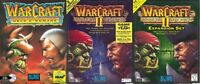 WARCRAFT I, II and PORTAL w/MAP EDITOR +1Clk Macintosh Mac OSX Install