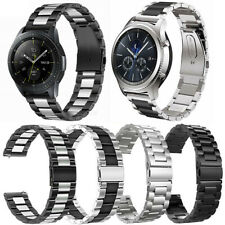 UK Stainless Steel Watch Band Strap For Samsung Galaxy Watch 46/42mm Gear S3 S2