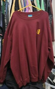NEW Champion Sweater Burgundy/Gold USC Trojans Colors Men's Size XXL